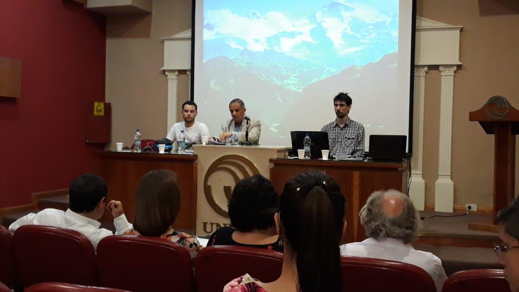Dr. Jorge Ierache y equipo de investigación
